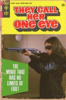 They Call Her One Eye Gold Key Comic by Hartter