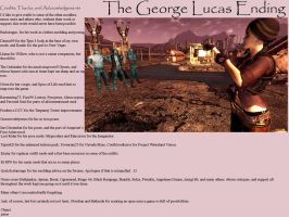 Credits: The George Lucas Ending by jonas66