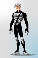 Quicksilver- redesign by payno0