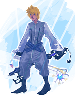 kh designs be like 'onesies, belts and zippers' by hyamara
