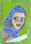 Sketch Card Barriss Offee by SvalaW