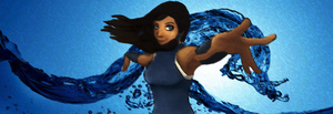 Avatar Korra by RuVers