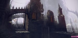 Cathedral Map by Razorb