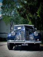 a old Buick Car by cythux