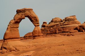 Delicate Arch by thankyoujames