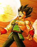 DBM Bardock by Gogeta jr by Leackim7891