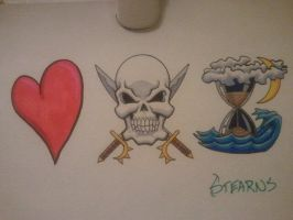 tattoo for my bro by Gonad-The-Destroyer