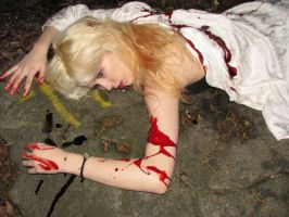 Bloody Dead Vanity Click 6ual by meowmeowstock