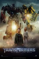 Transformers 3 - poster by AndrewSS7