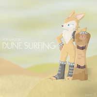 Dune Surfing by fire-ice-n-lightning