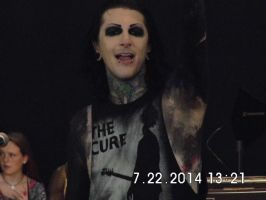 Chris Motionless by A7XFan666
