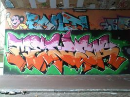 And the Piece by M3nsa
