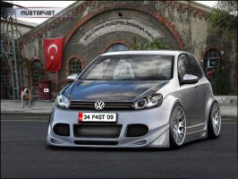 Volkswagen Golf by mustaF4ST