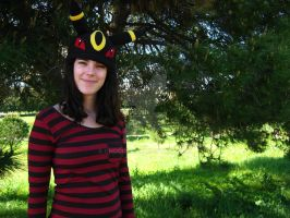 Umbreon Cosplay Hat by ChoCoBa