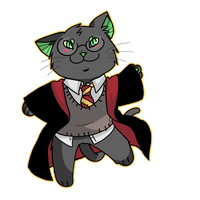 Harry Cat by saeru-bleuts