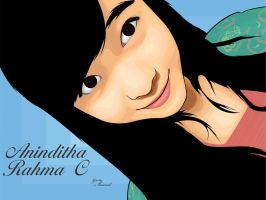 #Aninditha #Vector by gustynauval