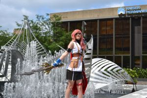 Lightning cosplay again!!! by chibicosplayer