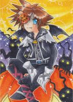 Halloweensora by LuckyAngelausMexx