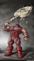 Juggernaut by canvanci