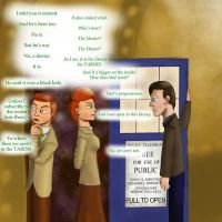 Doctor Who Letuce Twins by G3stalt
