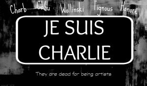 Je suis Charlie by eishertz