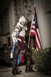 Connor Kenway by kimberlystudio