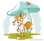 Sunny Rainy Day by paperdaldoll