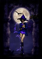 Blue Moon by Chris10