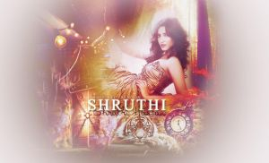 Shruthi Hassan by Rose-Way
