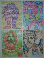 the beatles by The-Yoshi-Bros