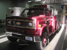 Chevrolet C70 Fire Truck by Deorse