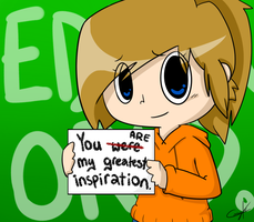 Edd Gould Tribute by Caramelcat123