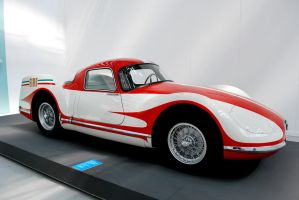 1954 Fiat Turbina by GladiatorRomanus