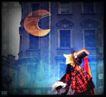 mister who likes the moon by lafaette