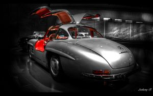 300SL by Tazer-Photographies