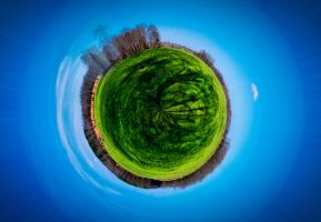 My Little Planet by SparkVillage