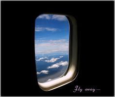 Fly away .. by SilentPain0