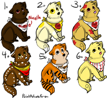 Random Adopts Batch 2-CLOSED by FreeAndRandom