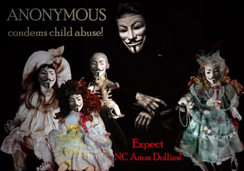 Expect NC Anon Dollies! by NAKT-HAG