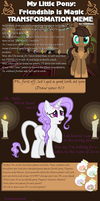 Transformation Meme with Jone Necile by LisaJennifer