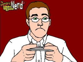 The Angry Video Game Nerd by themanfromhyrule