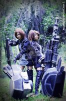 GodEater2 Girls by Vinca