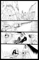 Outlaw Territory pg7 pencils by ZurdoM
