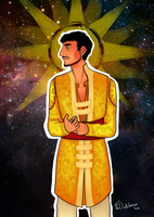 ME: Oberyn by TheDutchesse