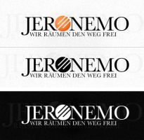 Jeronemo Logo by F3rk3S