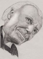 1st Doctor William Hartnell by rhizin