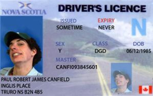 ID - Licence by UnLiKELy-DEgrEE
