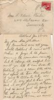 Letter From 1912 by markopolio-stock