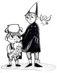 FA- Over the Garden Wall by Velvet-Crown