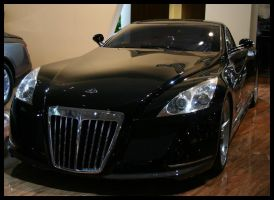 The Maybach Concept by phathag
